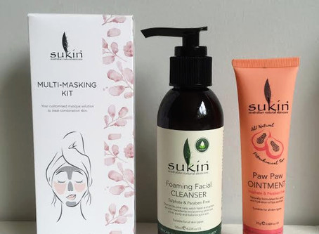 Tried & Tested - The Sukin Multi Mask