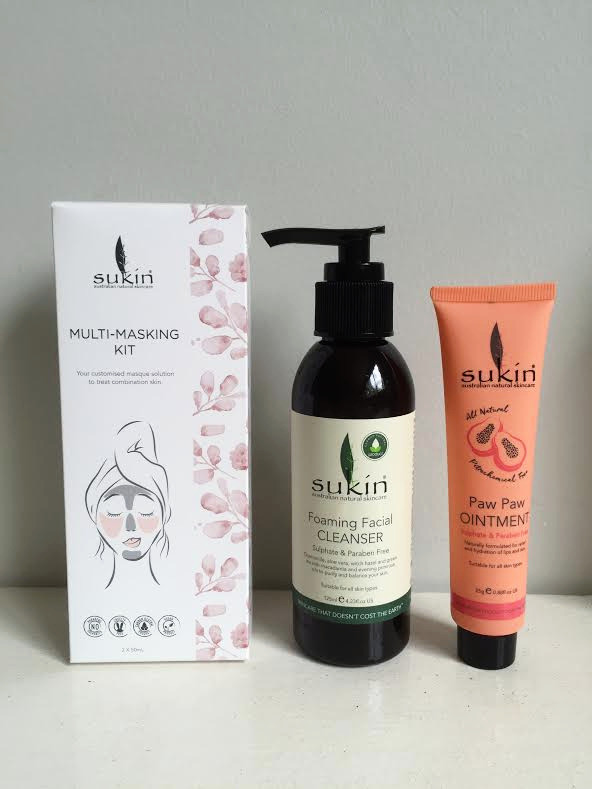 Sukin Product Review