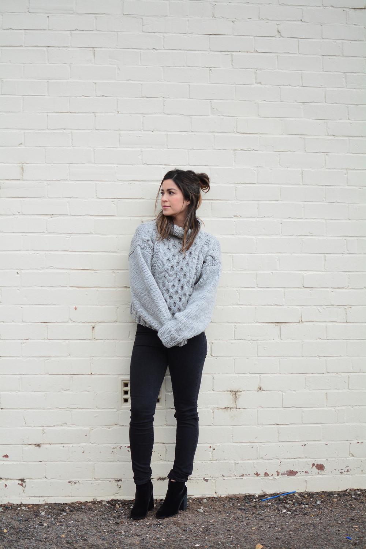 Revel Knitwear The Style Side Kimberley Sara