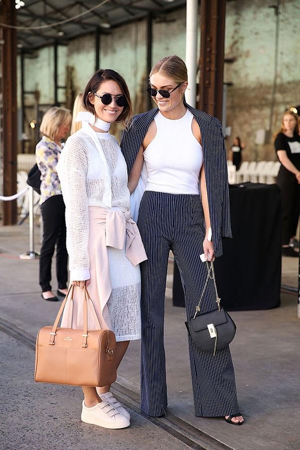 Emily Highfield & Elyse Knowles