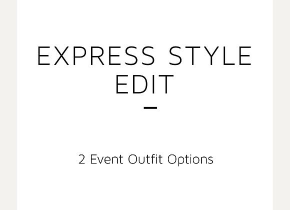 Express Style Edit