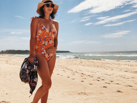 How To Survive A Summer Holiday While Pregnant