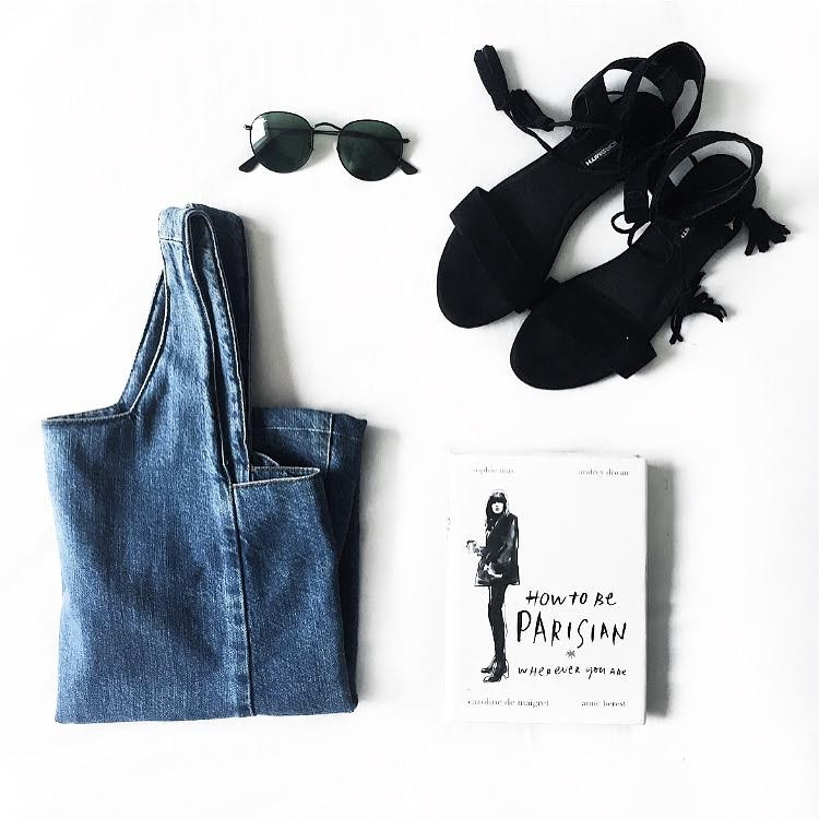 The Style Side Flatlay