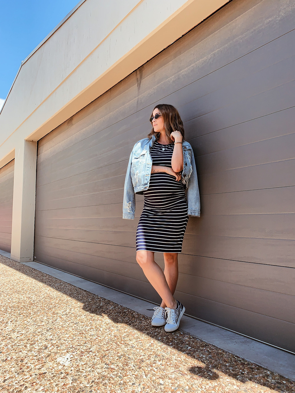 Isabella Oliver - Maternity Style The Style Side