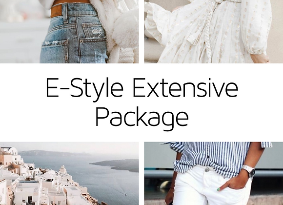 E-Style Extensive Package