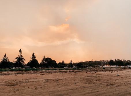 When The Sky Went Black - My South Coast Bushfire Experience
