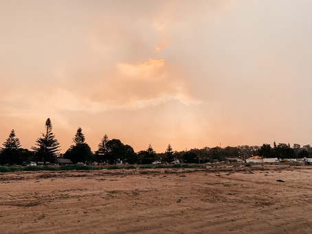 When The Sky Went Black - My South Coast Bushfire Experience