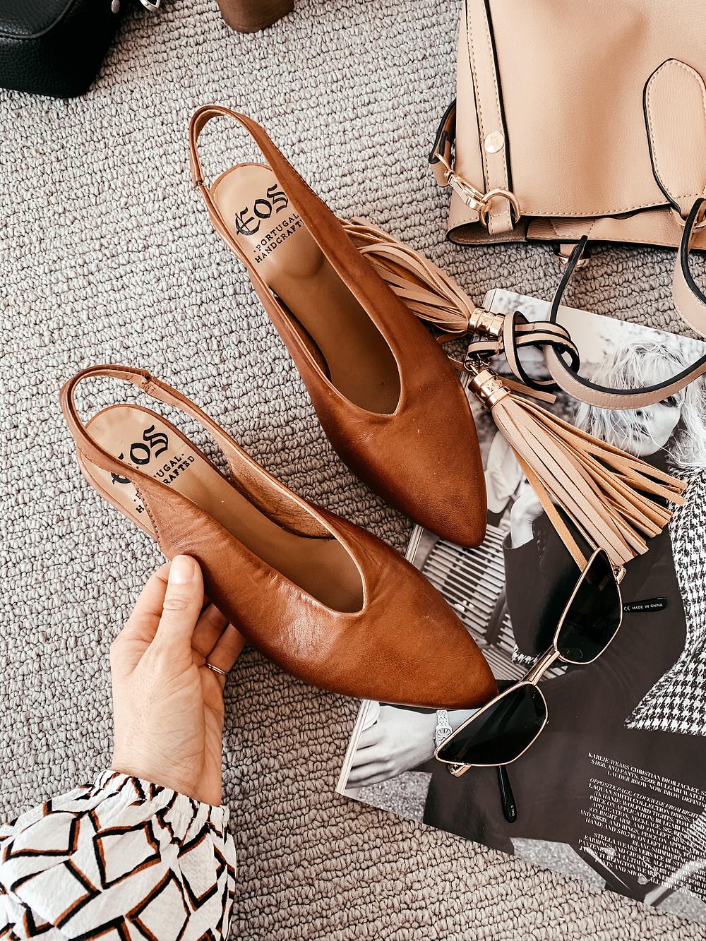 Slingback EOS Footwear