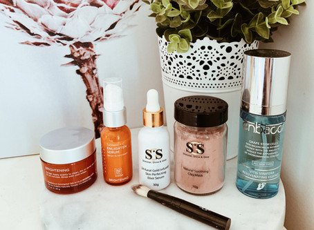 Tried & Tested - 3 New Innovative Skin Care Brands