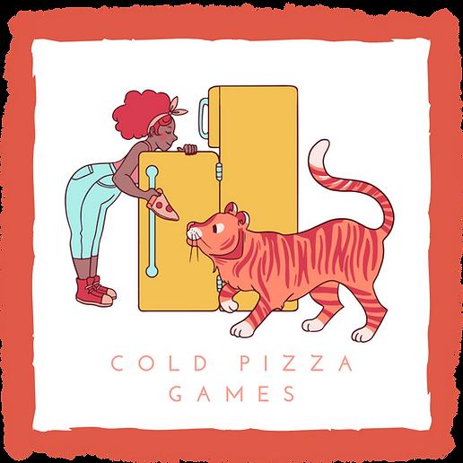 cold pizza games logo