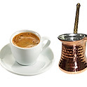 42. Kreikkalainen kahvi