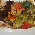 15. Grillattu kanasalaatti
