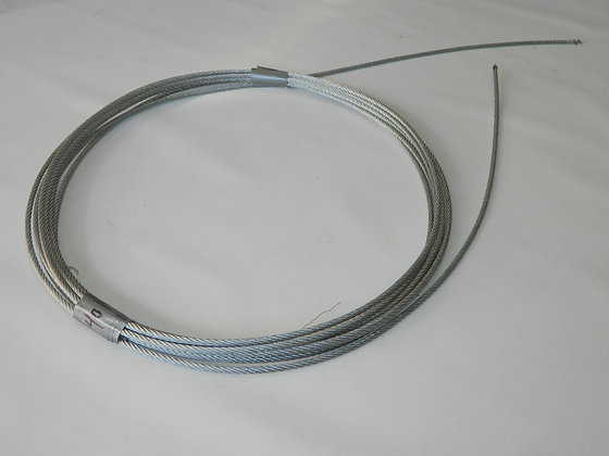 "1/4"" Galvanized Steel Cable"