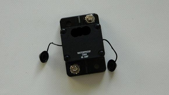 60amp Auto Reset Circuit Breaker