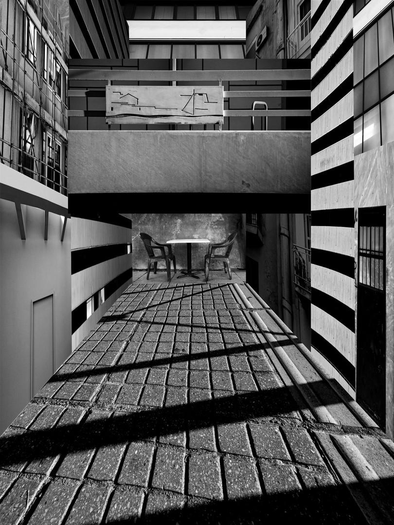 Empty Streets VII