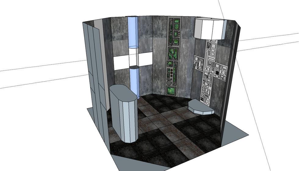 Designing for YANA's pod
