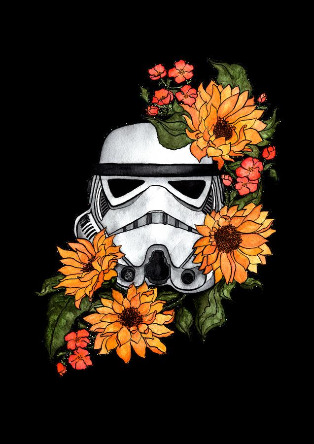 Stormtrooper helmet (all painted) final