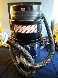 chimney sweeping equipment