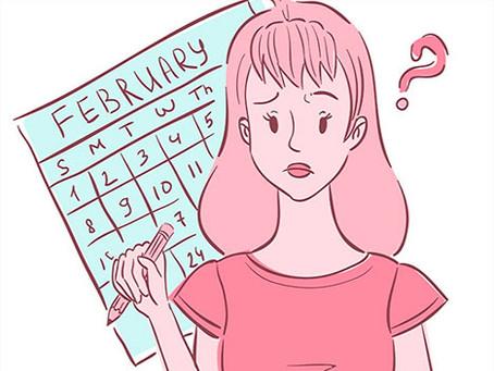 Menstrual Monday's - Amenorrhea