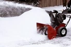 Remoción de nieve