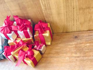 12月ご来店のお客様に特典がありますっ!!