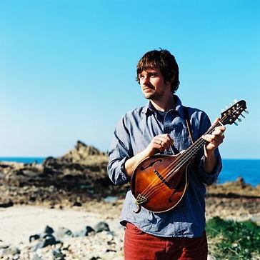 James Dumbelton mandolin