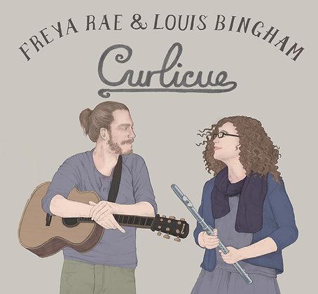 Freya Rae & Louis Bingham - Curlicue