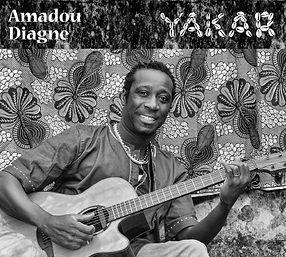 Griselda Sanderson and Amadou Diagne