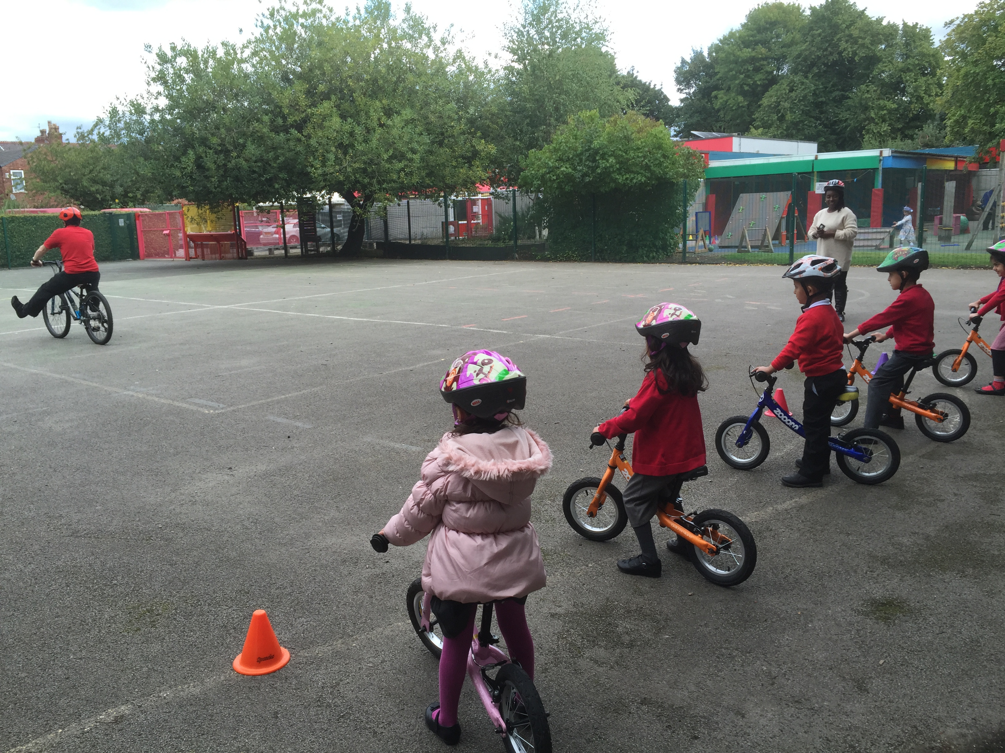 PushPedalScoot  taster session (age 2-5)