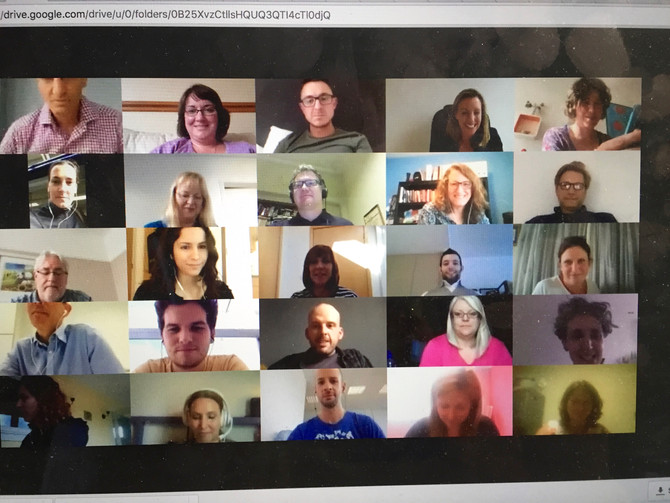 The first UK-focused online #WOL course: what did we learn?