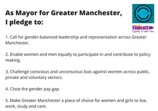 DivaManc Calls to Action for Gender Equality in Greater Manchester