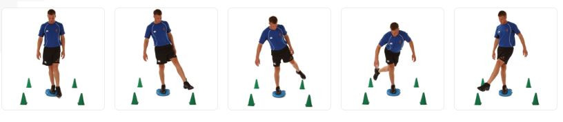 Spinalphysio balance exercises