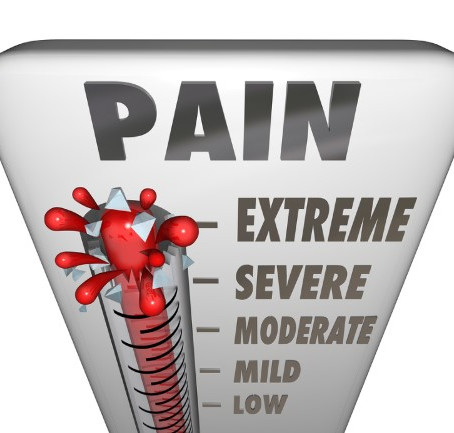Do you have a high pain threshold?