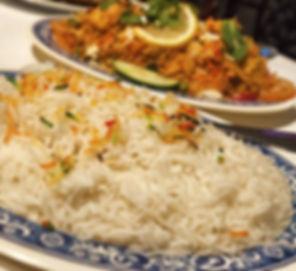 restaurant indien et pakistanais Le Rajw
