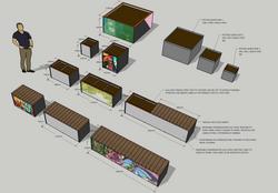 historic heart of perth concept 3d
