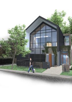 Wembley Micro House