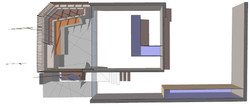 Micro House Section