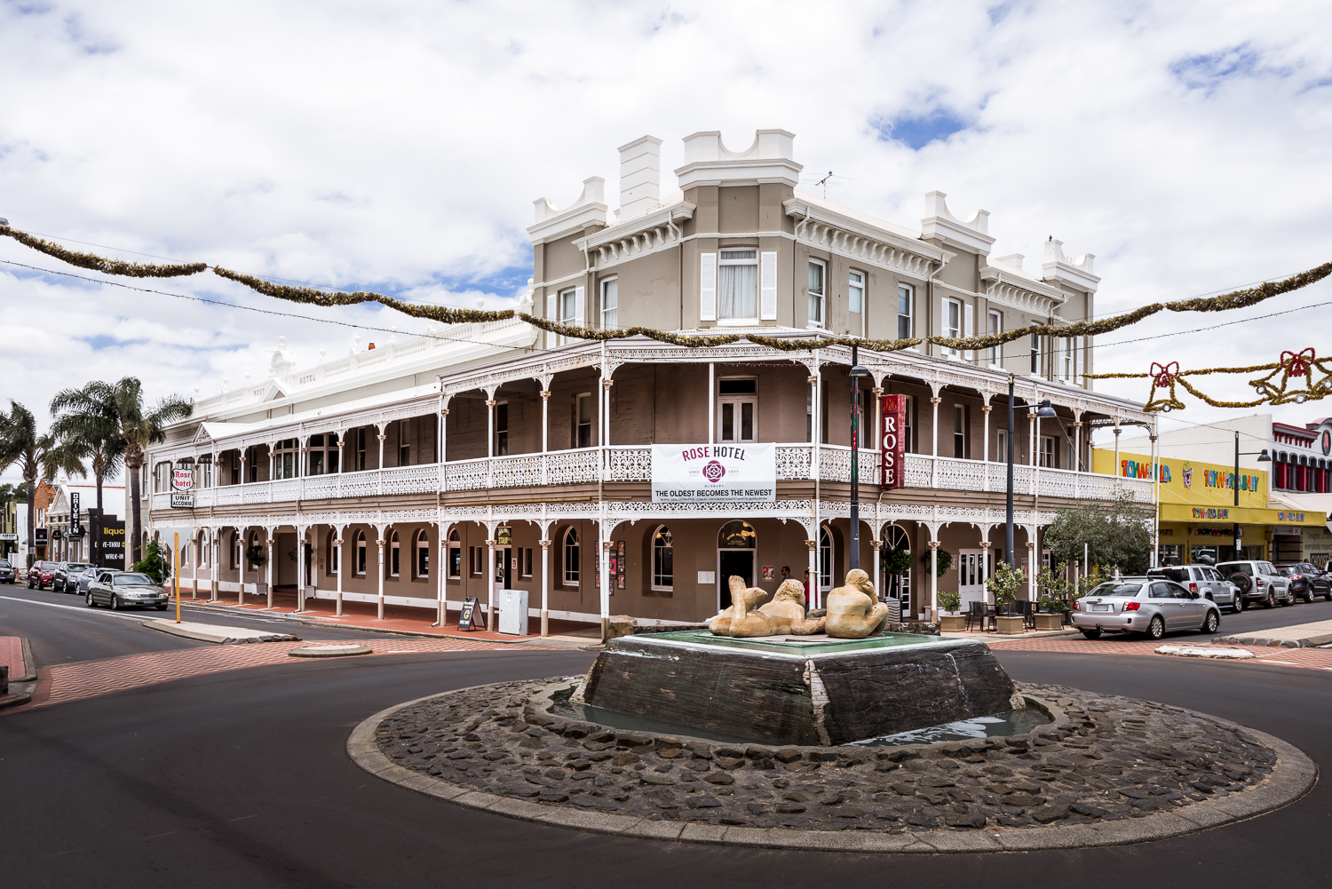 Rose Hotel Bunbury 1