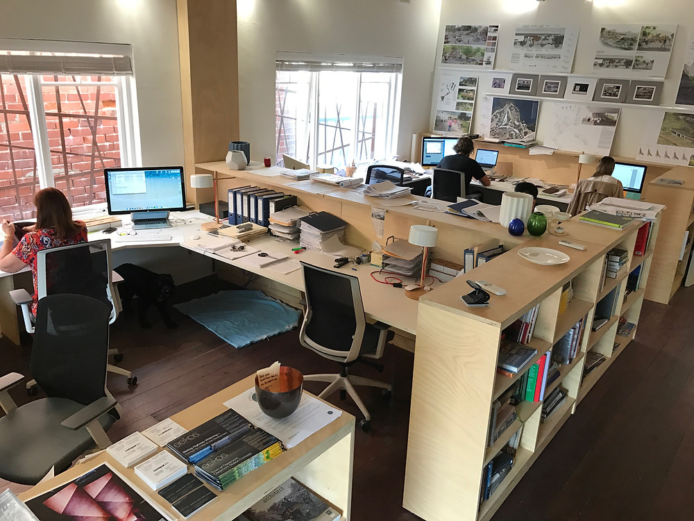Open plan office design perth western australia