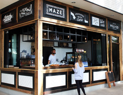 Cafe Maze