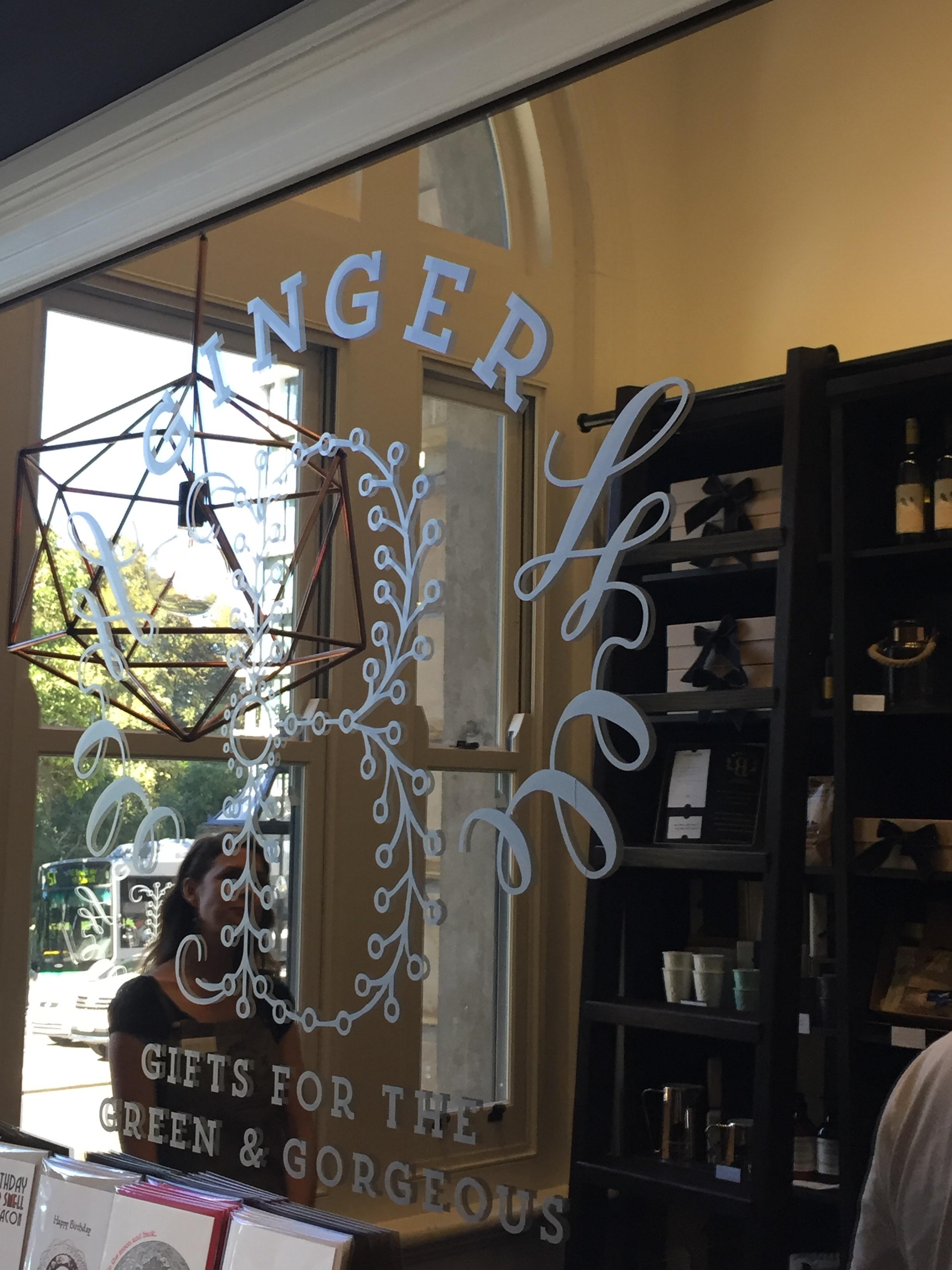 Ginger B Gift Store