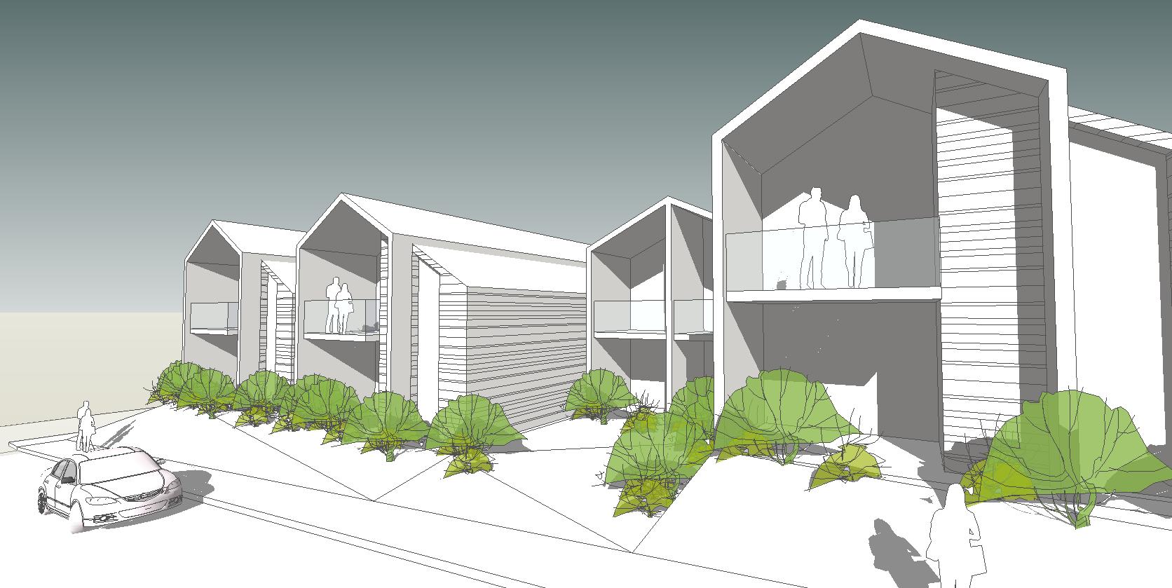 Leedervile Multi Residential Development_1