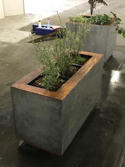 Historic heart perth planters 3