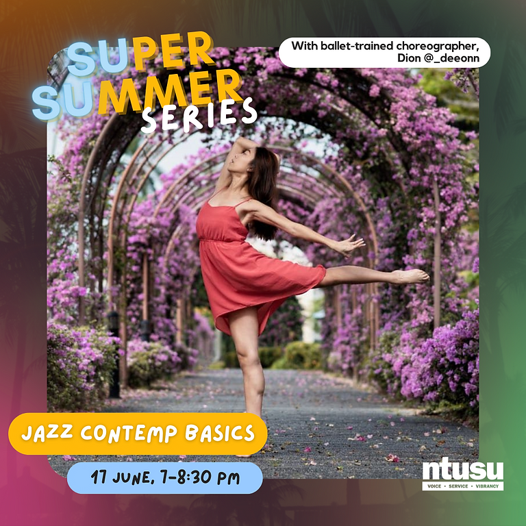 SUper SUmmer Series 2021: Jazz Contemp Basic