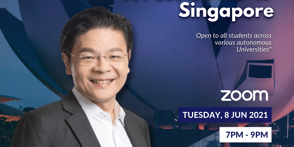 Ministerial Forum 2021 – Emerging Stronger: A Post Covid-19 Singapore