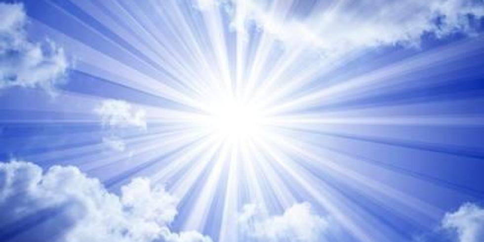 叡智の園「光線」