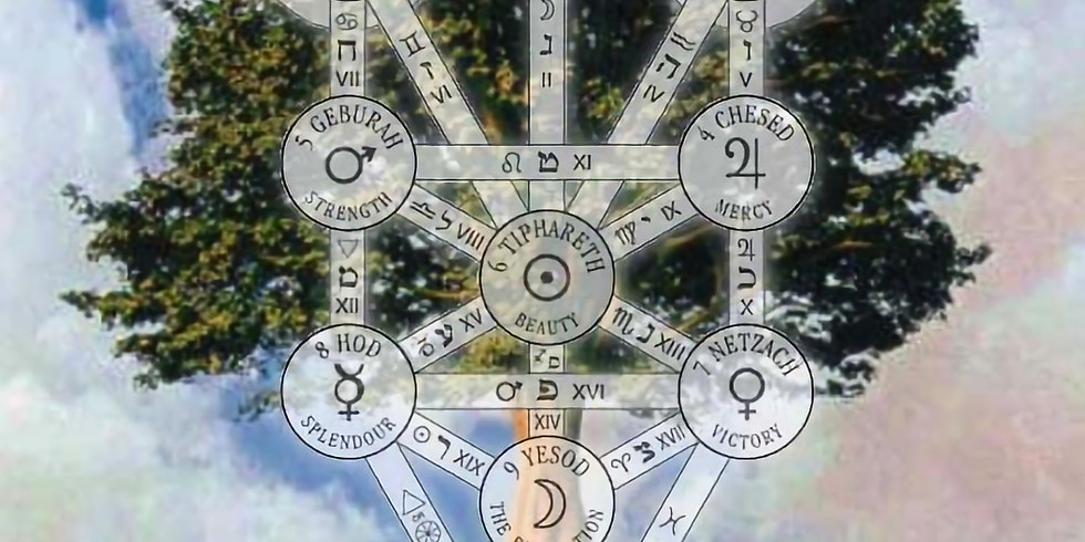 カバラ・生命の樹  「イントロダクション」開催です。