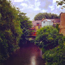 the frome river