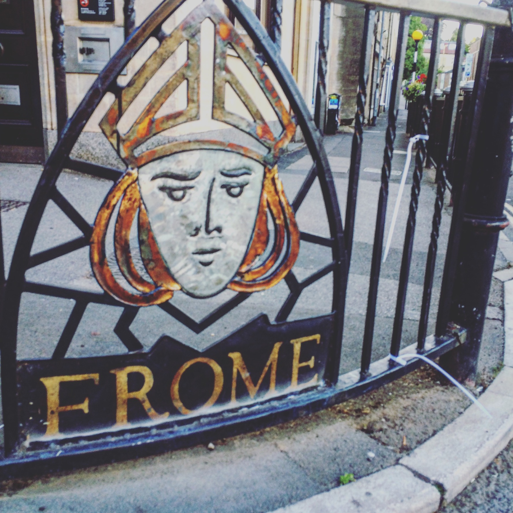 frome man