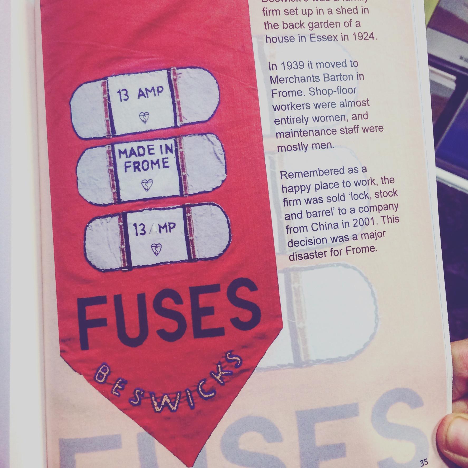 the beswicks fuse factory